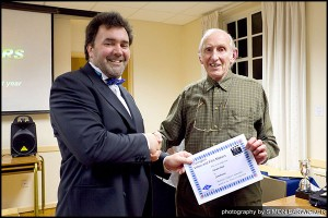 John is given a Commended Certificate for his film 'Mystery of the Garden Shed', as seen on the BBC