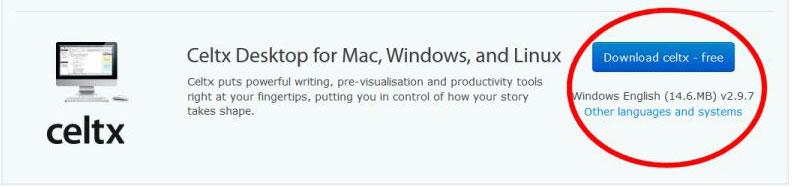 Celtx For Mac