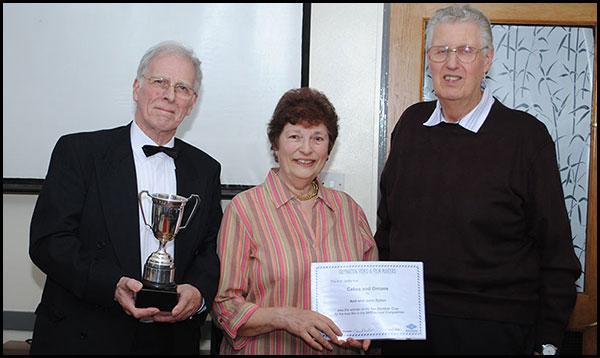Winners: Ann & John Epton