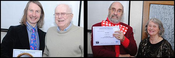 Winners: Simon Earwicker/Mike Shaw